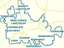 kaposvár térkép Utcakereső.hu   Kaposvár térkép   nagyvárosok és Pest megyei  kaposvár térkép
