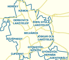 szombathely térkép Utcakereső.hu   Szombathely térkép   nagyvárosok és Pest megyei  szombathely térkép