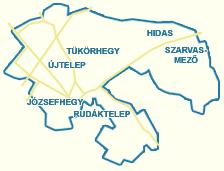 törökbálint térkép Utcakereső.hu   Törökbálint   Munkácsy Mihály utca törökbálint térkép